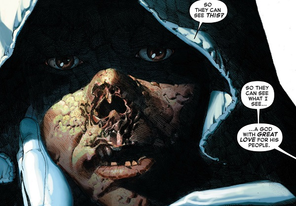 So, did the Beyonders cut off Doom's nose to spite his face?